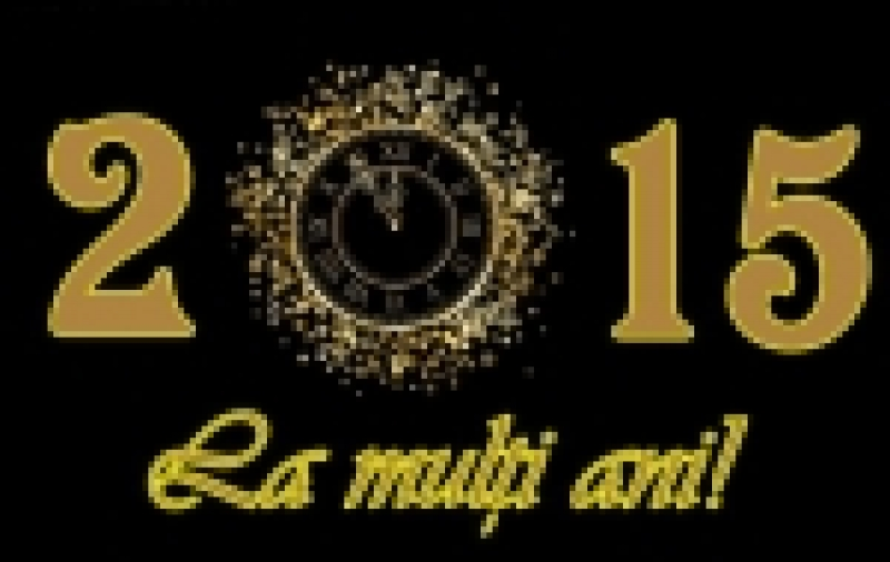LA MULȚI ANI 2015 !!!