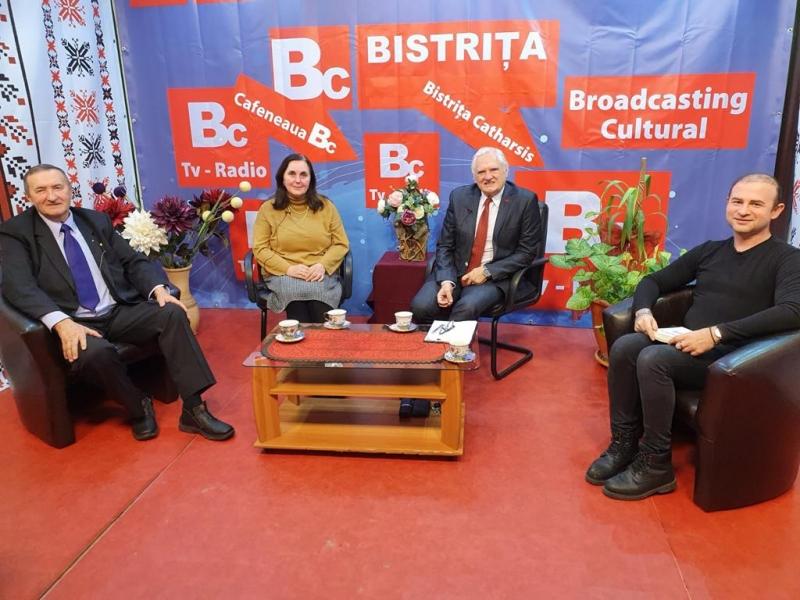 CAFENEAUA BC - LIVE PE PAGINA DE FACEBOOK A ASOCIAȚIEI CULTURALE CATHARSIS