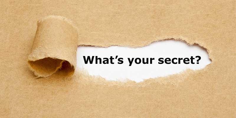 SECRET?!