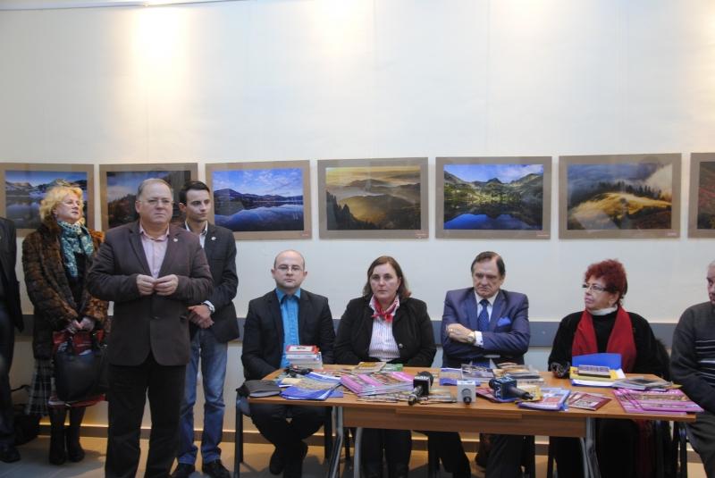 CULTURA BISTRIȚEANĂ PREZENTĂ LA SATU-MARE !