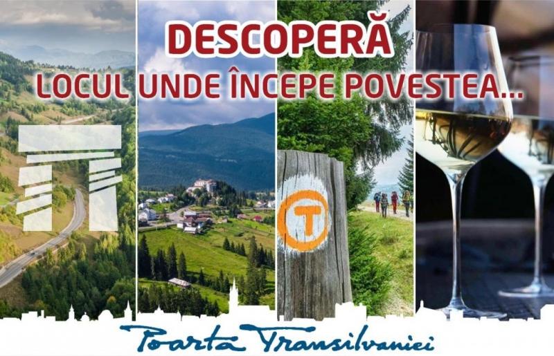 POARTA TRANSILVANIEI, DESCHISĂ VIZITATORILOR PRIMULUI TÂRG VIRTUAL DE TURISM AL ROMÂNIEI!