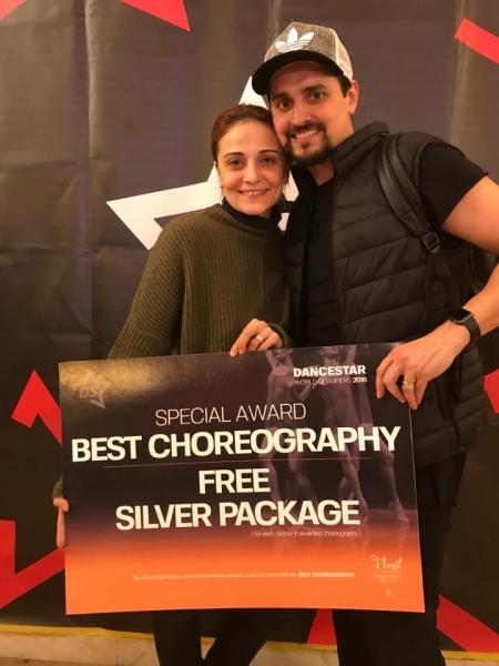 UN COREGRAF BISTRIȚEAN A STRĂLUCIT PE SCENA DE LA DANCE STAR ROMÂNIA 2018