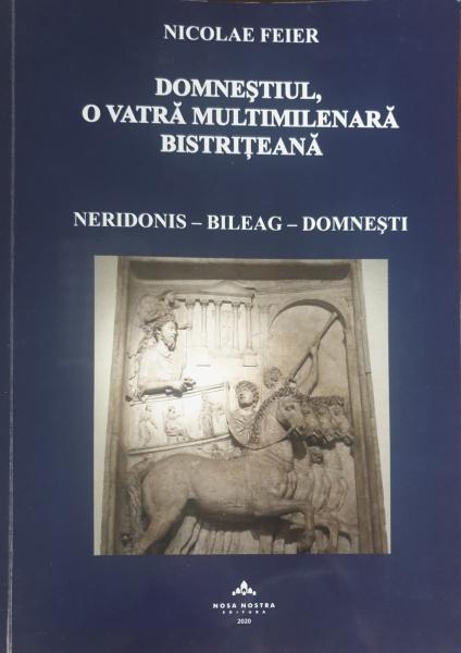 CARTEA DOMNEȘTIULUI – CARTEA PĂRINTELUI PROF.  NICOLAE FEIER