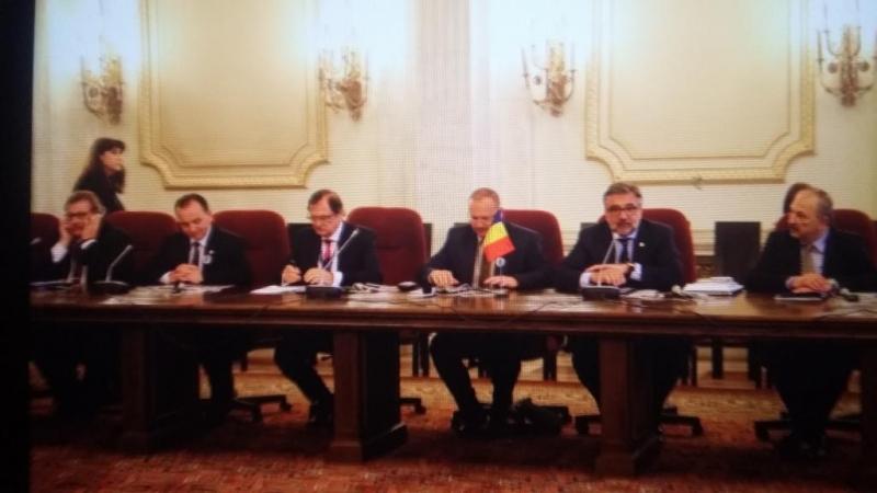ÎN PREMIERĂ, LA INIȚIATIVA BISTRIȚENILOR, CULTURA POPULARĂ, ÎN PARLAMENTUL ROMÂNIEI