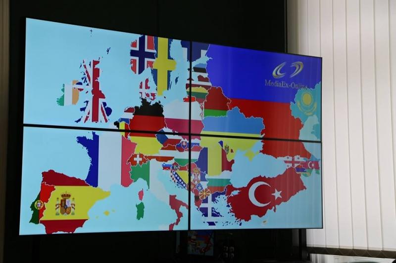 ZIUA UNIUNII EUROPENE ȘI CENTENARUL GEORGE COȘBUC, LA PALATUL CULTURII