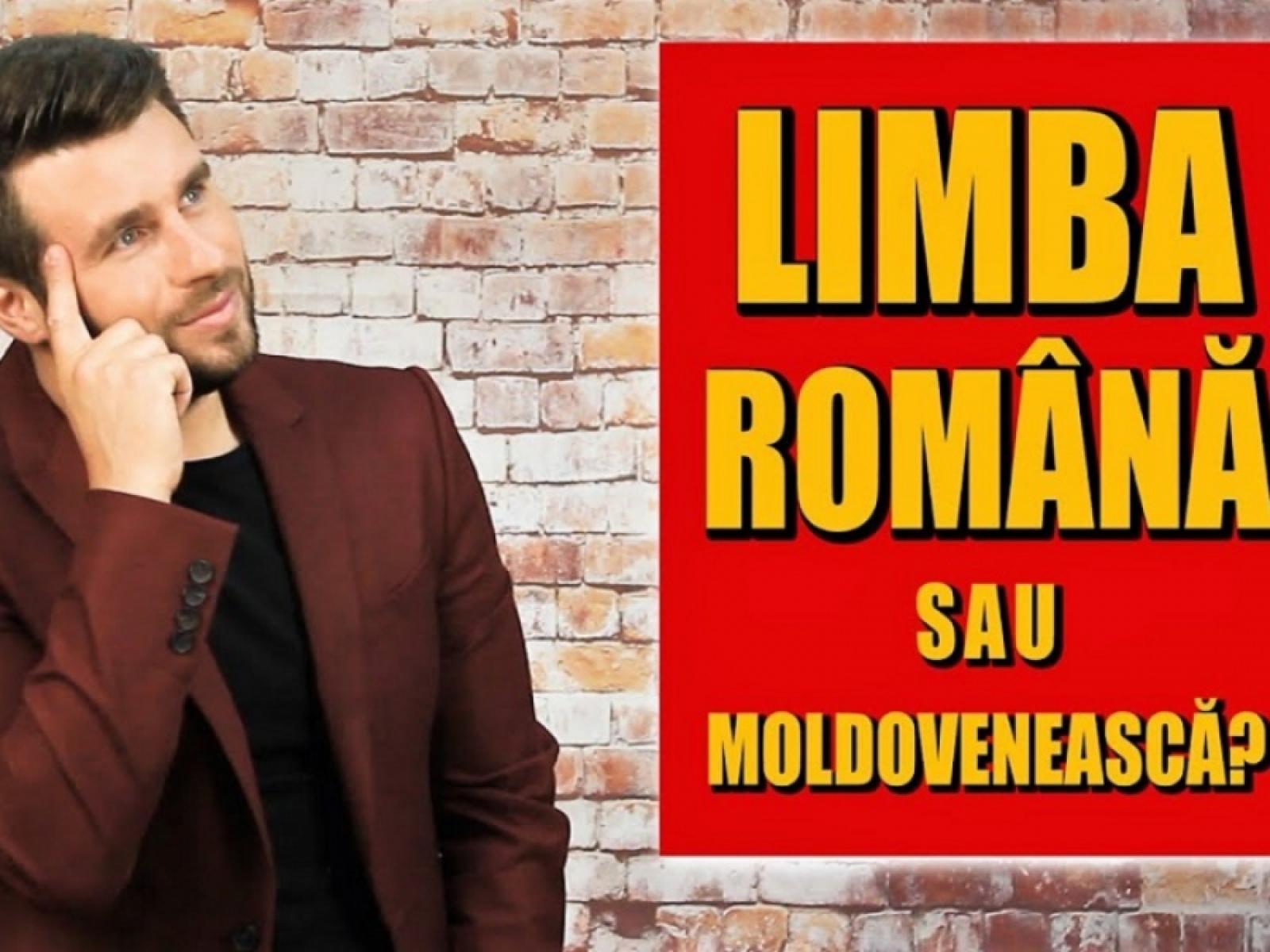 """DESPERE """"LIMBA MOLDOVENEASCĂ"""", ANNO DOMINI 2021 (DIN PĂCATE)"""