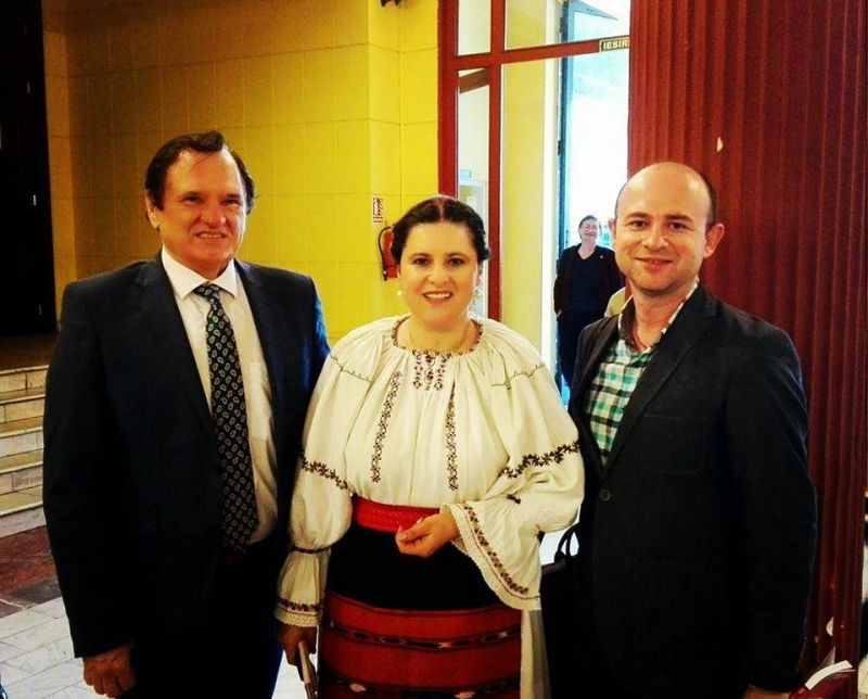 LA MULȚI ANI, MARIA GOLBAN ȘOMLEA !