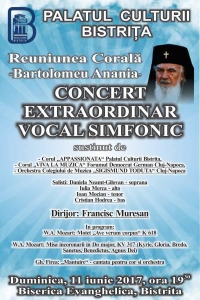 CONCERT EXTRAORDINAR VOCAL SIMFONIC