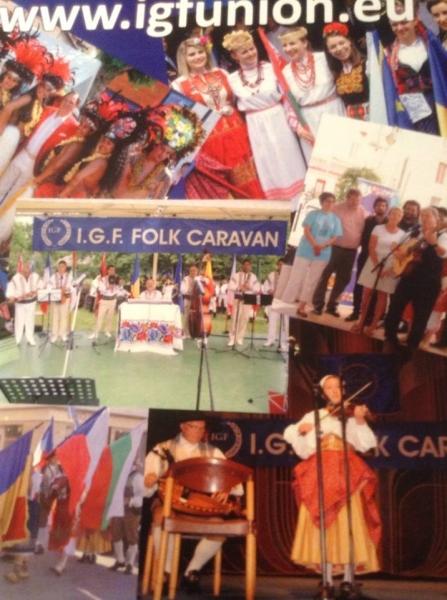 CARAVANA I.G.F. VA DEBUTA ÎN PORTUGALIA ÎN 21 IUNIE