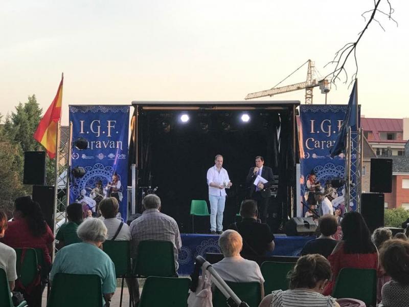 POEZIA BISTRIȚEANĂ PREZENTĂ ÎN SPANIA PRINTR-O TRIPLĂ LANSARE DE CARTE A SCRIITORULUI DOREL COSMA