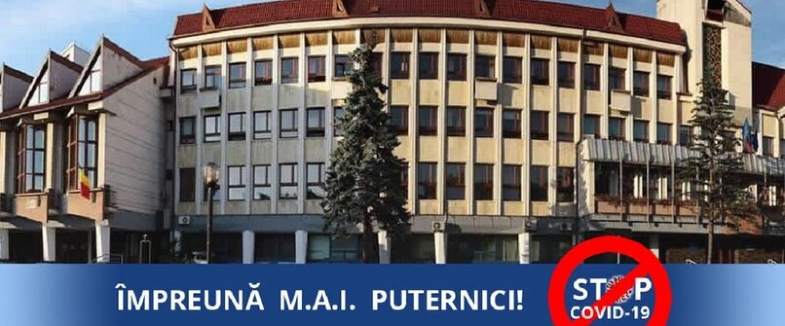 BISTRIȚA-NĂSĂUD, ÎNTRE CANICULĂ ȘI COVID-19