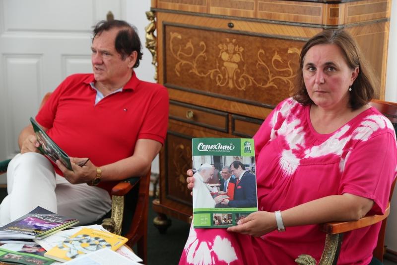 """CONEXIUNI"" SUB SEMNUL PAPEI FRANCIS"
