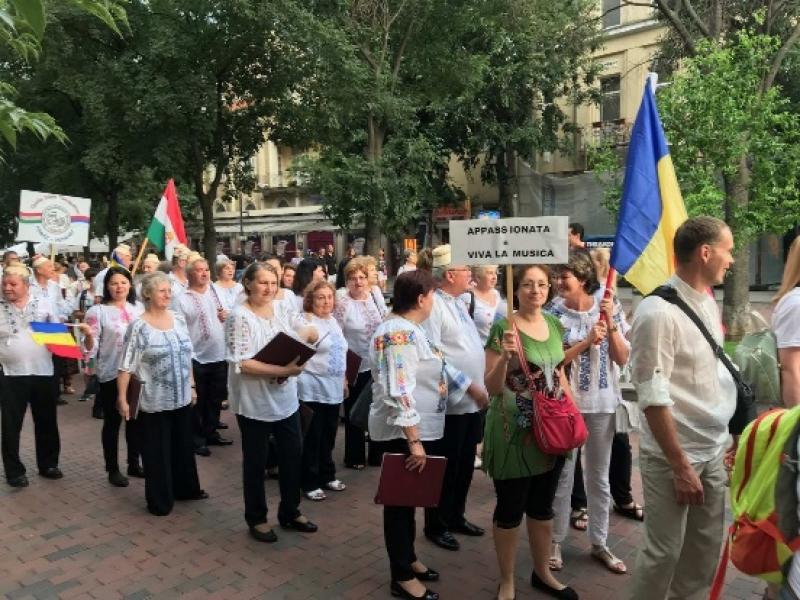 TURNEUL APPASSIONATA & VIVA LA MUSICA LA VARNA, BULGARIA