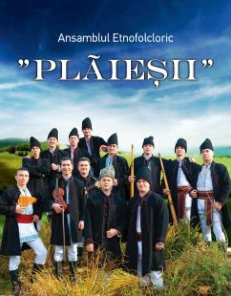 """ANSAMBLUL ETNOFOLCLORIC """"PLĂIEȘII"""" DIN CHIȘINĂU, PENTRU PRIMA DATĂ LA BISTRIȚA !"""