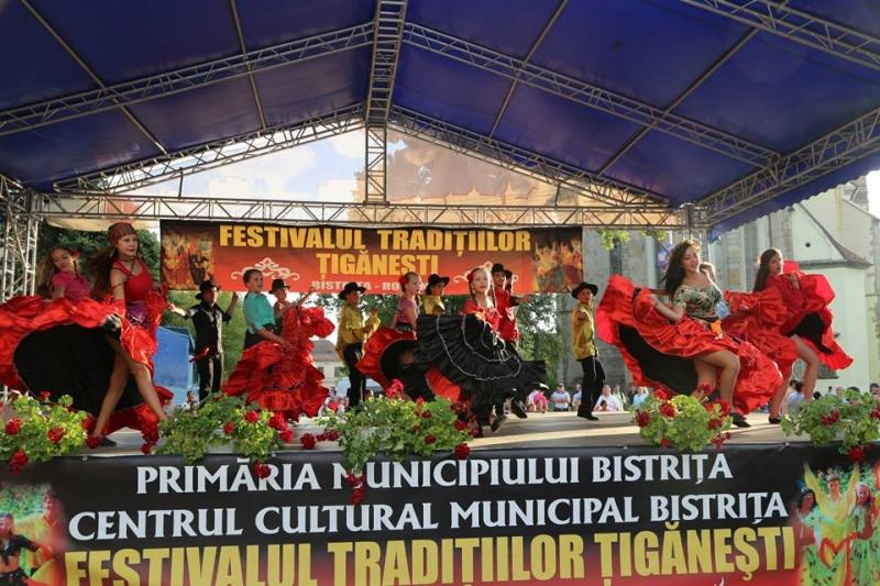 FESTIVALUL TRADIȚIILOR ȚIGĂNEȘTI – EDIȚIA A XV-A 15 AUGUST 2015