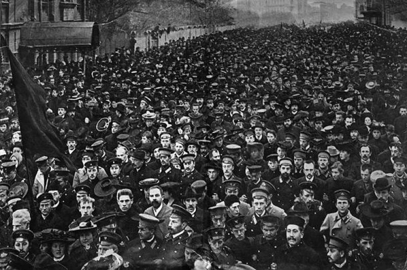 ADEVĂRUL DESPRE REVOLUȚIA BOLȘEVICĂ DIN 1917