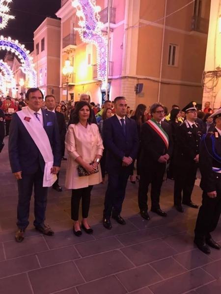 PREȘEDINTELE IGF, DOREL COSMA, EVENIMENTE DE ANVERGURĂ ÎN ITALIA